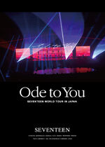 Seventeen World Tour 'ODE TO YOU' in Japan Normal Edition