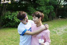 FIRST `LOVE&LETTER' DK&Joshua