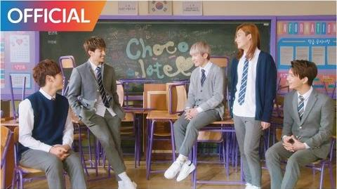 -2016 월간 윤종신 2월호- 윤종신 - Chocolate (With 세븐틴 Vocal Unit) MV