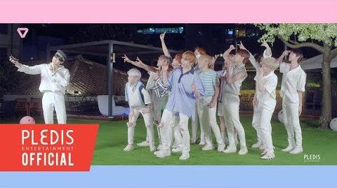 SPECIAL VIDEO SEVENTEEN(세븐틴) - 어쩌나 (Oh My!) Part Switch Ver.
