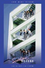 SEVENTEEN Boys Be group photo 5