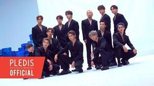 "SEVENTEEN(세븐틴) ""HIT"" M V BEHIND THE SCENES"