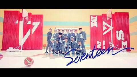 M V SEVENTEEN(세븐틴) - 만세(MANSAE)