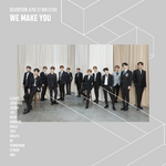 SEVENTEEN We Make You regular cover art