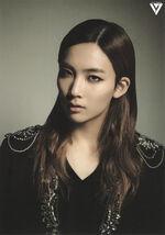 17carat Black Jeonghan
