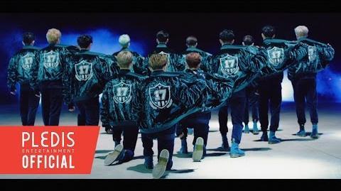M V SEVENTEEN(세븐틴)-붐붐(BOOMBOOM)