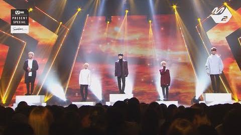 -Mnet Present Special- SEVENTEEN - 바람개비(Pinwheel)