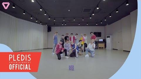 SPECIAL VIDEO SEVENTEEN(세븐틴) - 어쩌나 (Oh My!) Dance Practice Fix Ver.