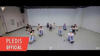 Choreography Video SEVENTEEN(세븐틴) - My My