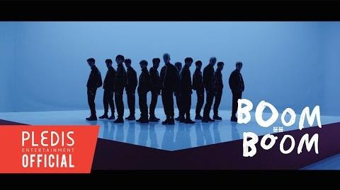 -TEASER- SEVENTEEN(세븐틴) - '붐붐'(BOOMBOOM) MV Teaser 02