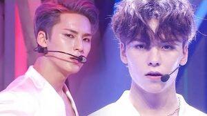 SEVENTEEN - HIT SBS Inkigayo Ep 1014