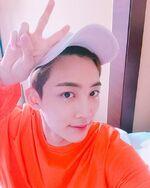 Jeonghan IG Update 17024