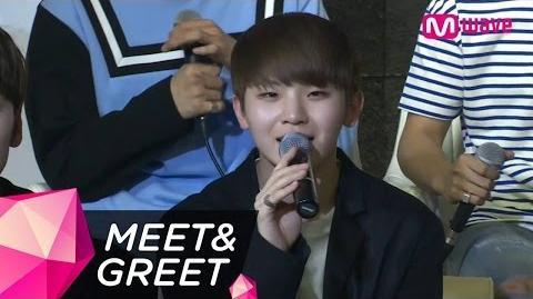 -Seventeen Fan Meeting- SEVENTEEN Performs 'Love Letter' Live! l MEET&GREET