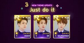 SuperStarPLEDIS Just do it