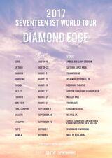 Seventeen 1st World Tour 'DIAMOND EDGE'
