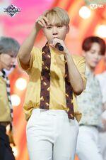 2MCountdown180719 Seungkwan