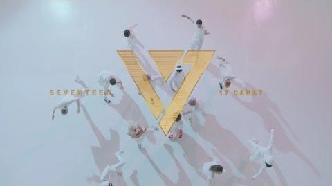 M V 세븐틴(SEVENTEEN)-아낀다 (Adore U)