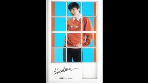DINO- SEVENTEEN(세븐틴) - FIRST ALBUM LOVE&LETTER