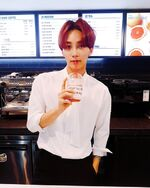 Jeonghan IG Update 180718