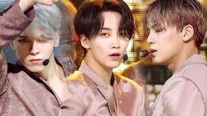 SEVENTEEN - Fearㅣ세븐틴 - 중독 SBS Inkigayo Ep 1019