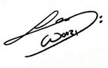 Woozi Signature
