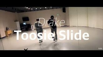 DINO'S DANCEOLOGY Drake - Toosie Slide (with Vernon)