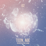 SEVENTEEN - Teen, Age digital cover