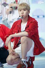 MCountdown180719 Seungkwan