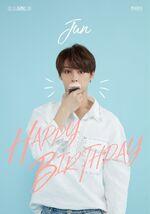 Birthday Jun 2018
