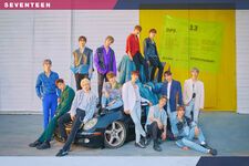 SEVENTEEN DIGITAL SINGLE 'HIT' OFFICIAL PHOTO