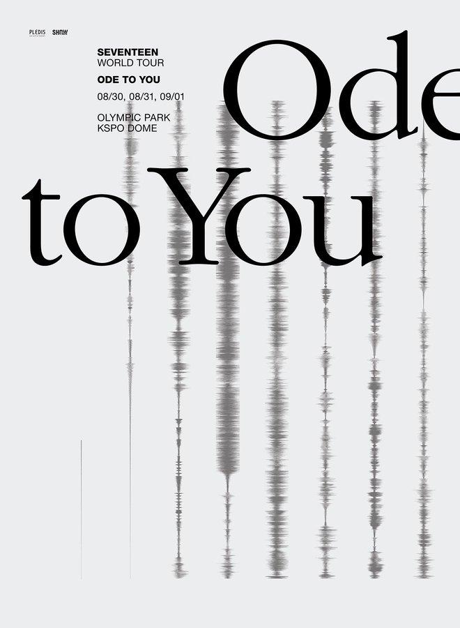 Seventeen World Tour 'ODE TO YOU' in Seoul | Seventeen Wiki
