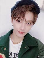 Jun Weibo Update 180901