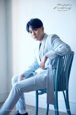 Seungkwan Happy Ending Official Photo