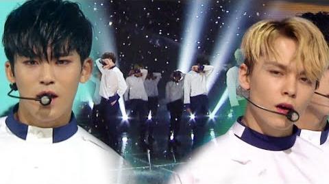 《EXCITING》 SEVENTEEN (세븐틴) - Don't Wanna Cry (울고 싶지 않아) @인기가요 Inkigayo 20170604