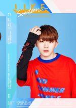 Woozi Like Seventeen