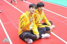 ISAC 2018 DK & Wonwoo