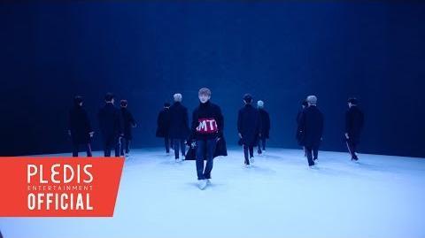 V- SEVENTEEN(세븐틴)-붐붐(BOOMBOOM) Dance Ver.