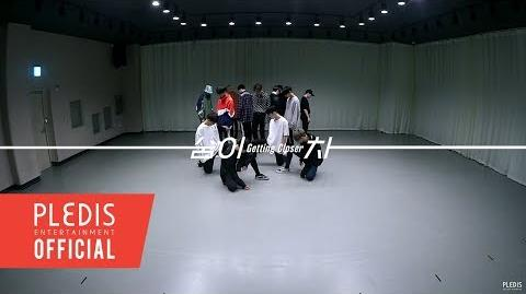 -Choreography Video- SEVENTEEN(세븐틴) - 숨이 차 (Getting Closer)