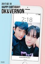 20170218 Happy DK&VERNON's Day