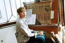 Going Seventeen pic Make ver Seungkwan