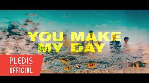 SEVENTEEN(세븐틴) - 5TH MINI ALBUM 'YOU MAKE MY DAY' COMEBACK TRAILER
