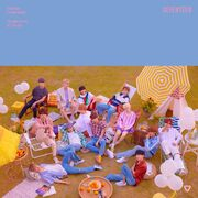 SEVENTEEN You Make My Day Concept Photo SET THE SUN Version 1