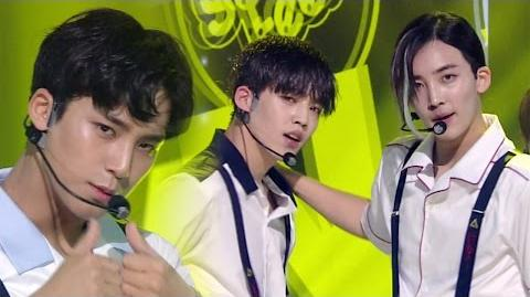 《Comeback Special》 SEVENTEEN (세븐틴) - VERY NICE (아주 NICE) @인기가요 Inkigayo 20160710