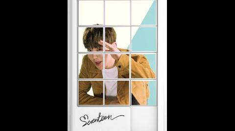 HOSHI- SEVENTEEN(세븐틴) - FIRST ALBUM LOVE&LETTER