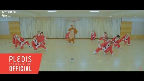 -SPECIAL VIDEO-SEVENTEEN(세븐틴)-붐붐(BOOMBOOM) - SANTA Ver.