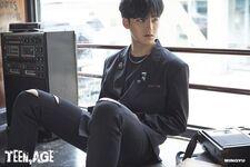 Mingyu (Teen Age)