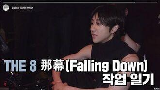 INSIDE SEVENTEEN THE 8 '那幕(Falling Down)' Making Film