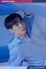 Seungkwan HIT Official Photo