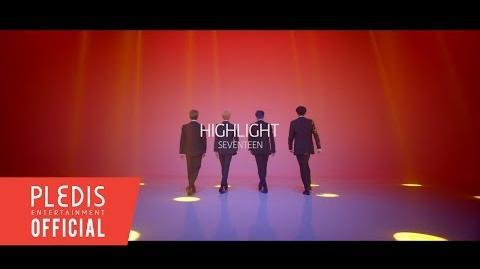 Choreography Video SEVENTEEN(세븐틴)-HIGHLIGHT
