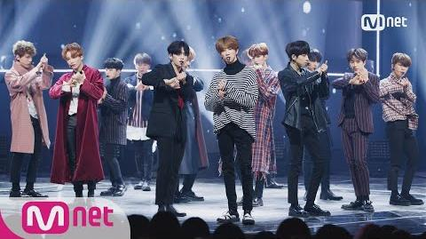 SEVENTEEN - THANKS Comeback Stage M COUNTDOWN 180208 EP